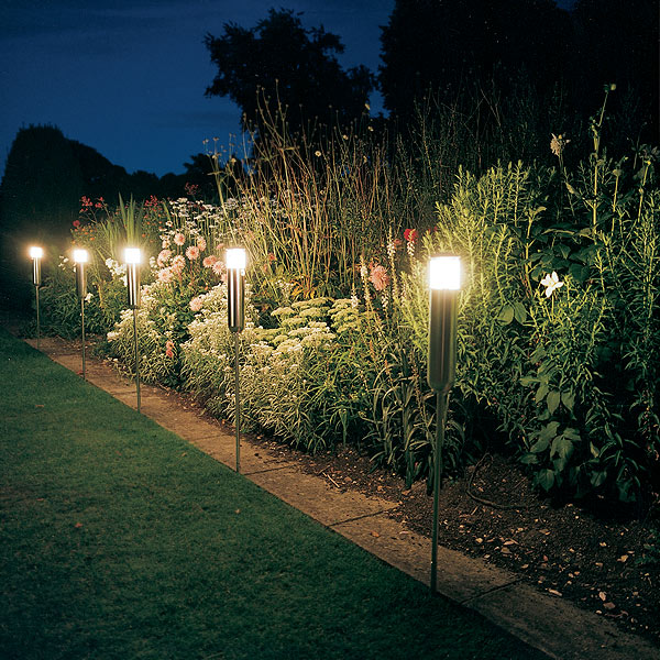 Santa monica landscape outdoor lighting systems aloadofball